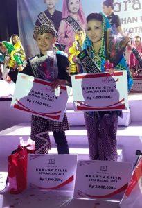 Mbakyu Ratu sebagai Mbakyu Cilik Kota Malang 2019