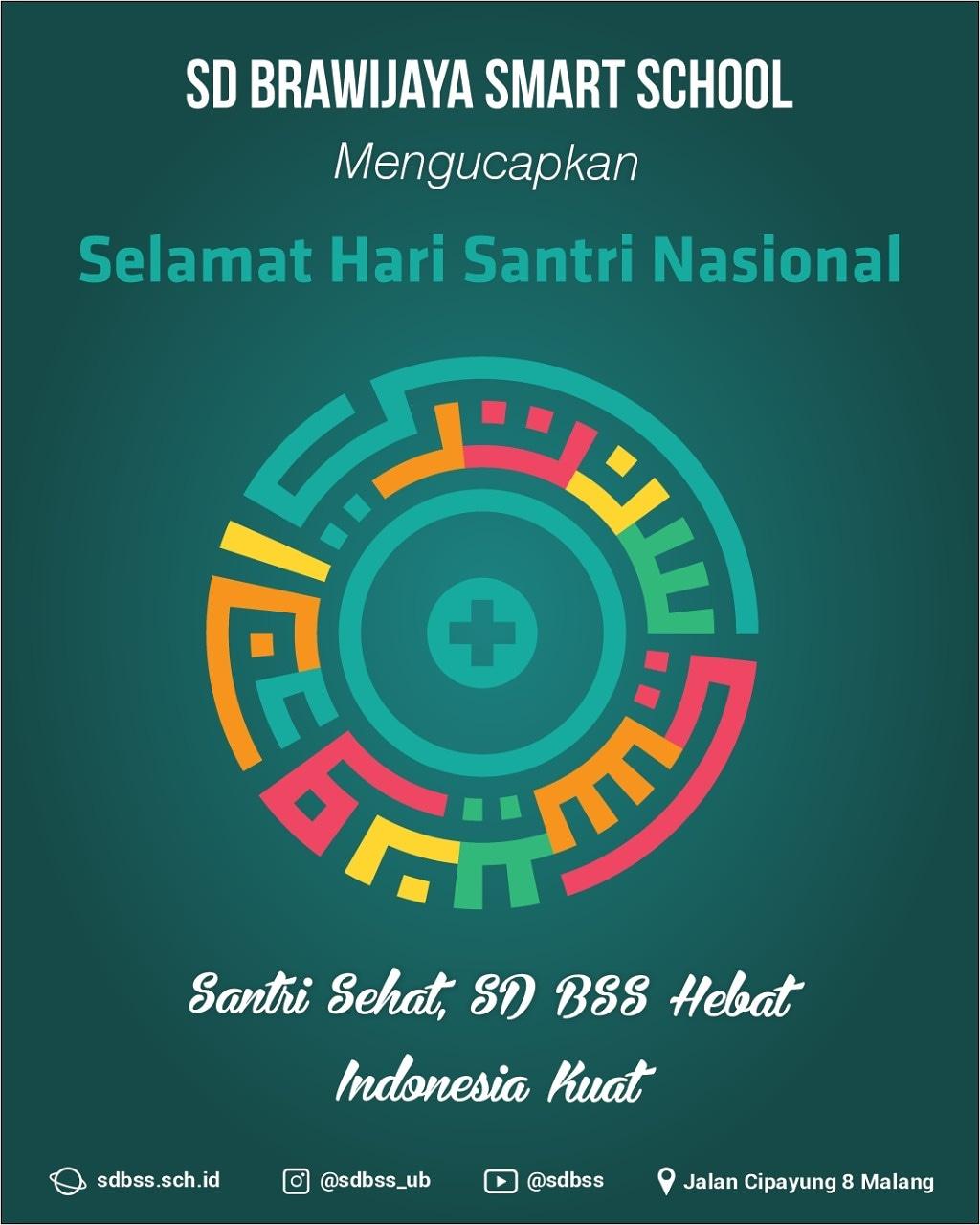 Selamat Hari Santri Nasional