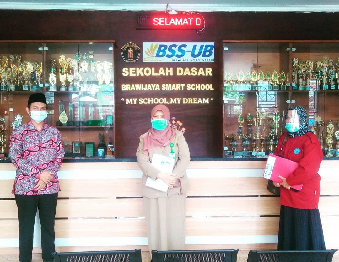 Kementrian Pendidikan dan Kebudayaan Pusat Turun Gunung Cek Kesiapan Pembelajaran Tatap Muka di SD BSS