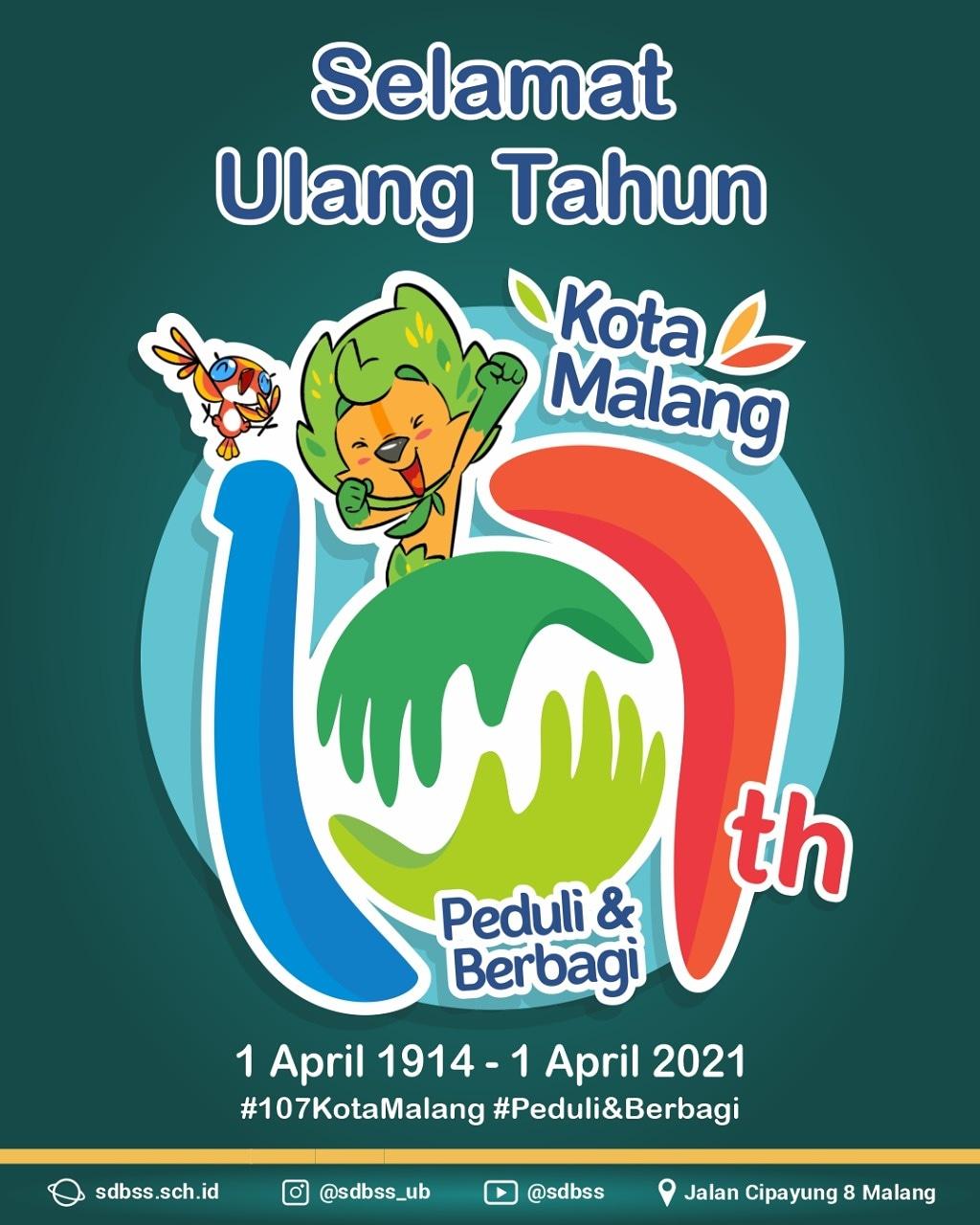 Hari Ulang Tahun Kota Malang ke 107